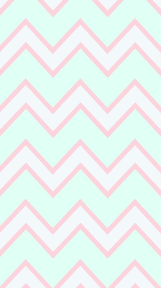 Chevron wallpaper for iPhone or Android. Tags: chevron, zigzag, design, pattern,...