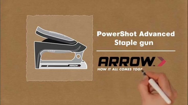 arrow etf50bn electric staple gun manual