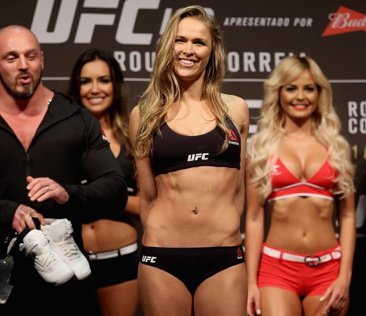The Hottest (and Deadliest) Female UFC Fighters