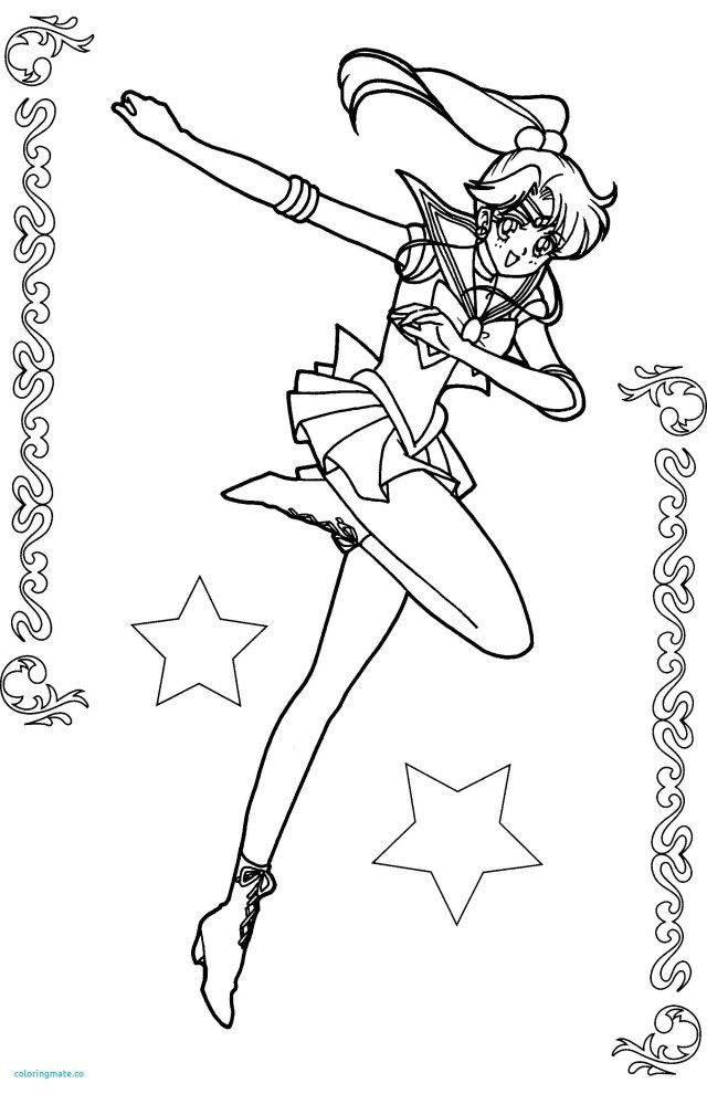 21 Elegant Photo Of Sailor Moon Coloring Pages Sailor Moon