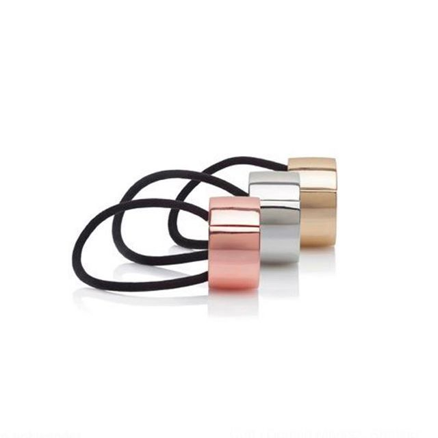 Lux Hair tie #minimalistjewelry #minimalistjewellery #minimalist #jewellery #jewelry #jewelleries #jewelries #minimalistaccessories #bangles #bracelets #rings #necklace #earrings #choker #womensaccessories #accessories