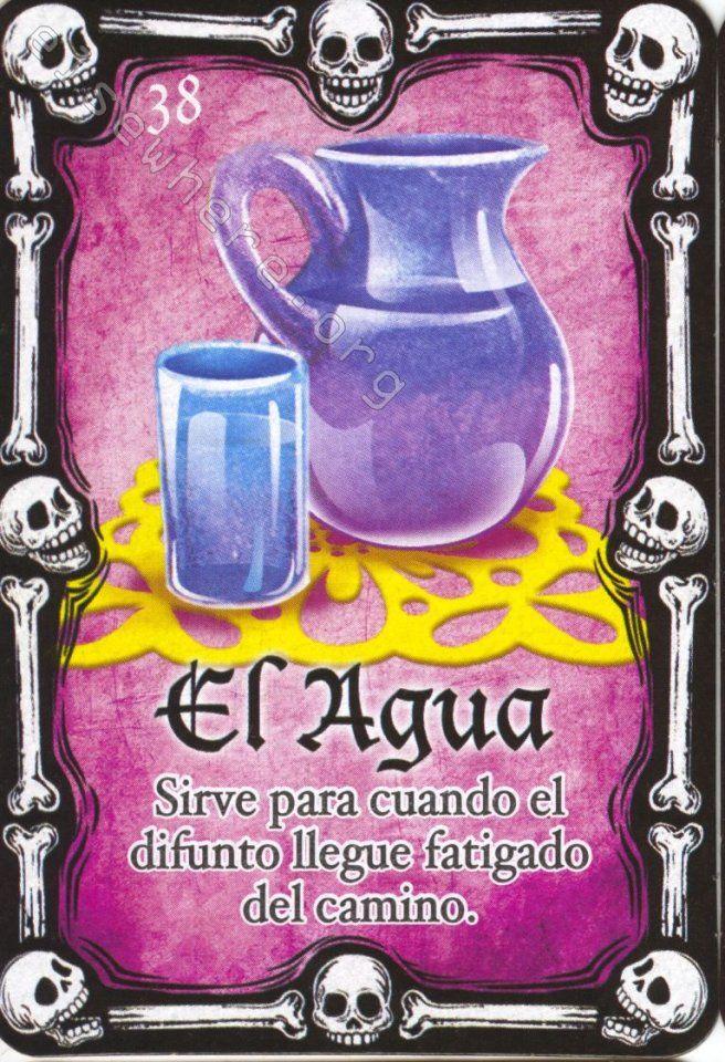 38 - El Agua