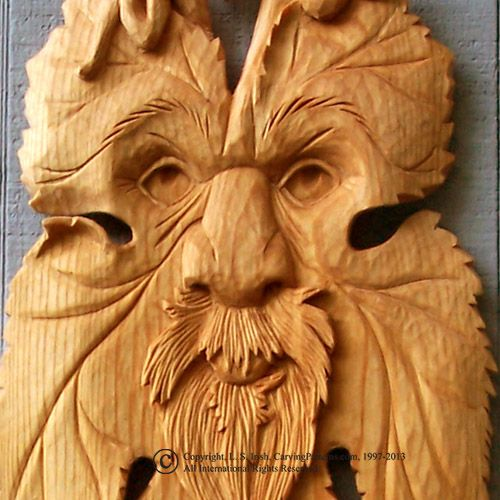 Images about greenman on pinterest wall fountains