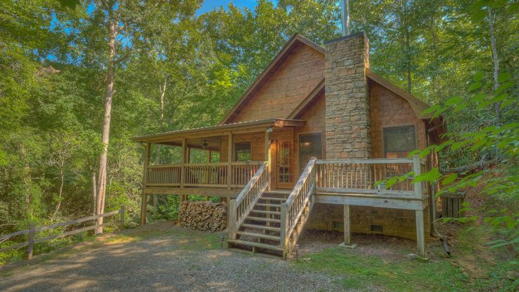 Just the Two of Us Rental Cabin - Blue Ridge, GA