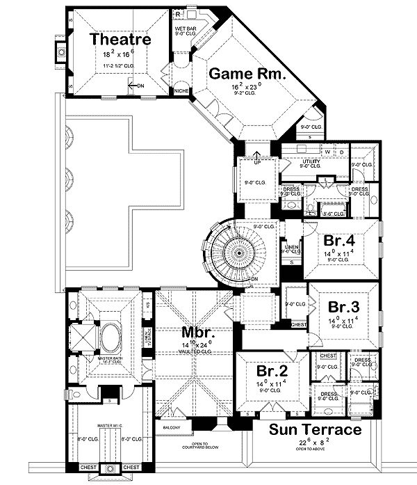 Exceptional 42164DB | Architectural Designs   House Plans