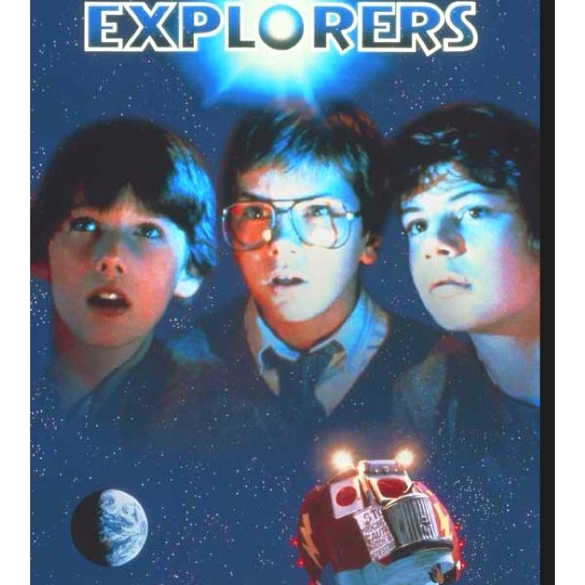 Explorers-80's Movies
