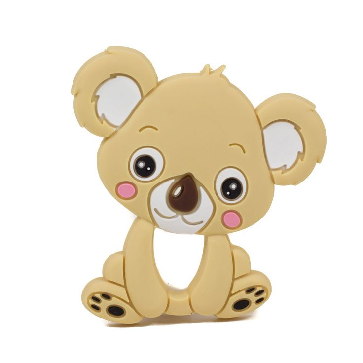 Koala Bear Silicone Teethers