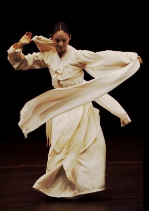 살풀이 춤 Korean Traditional Salpuri Dance