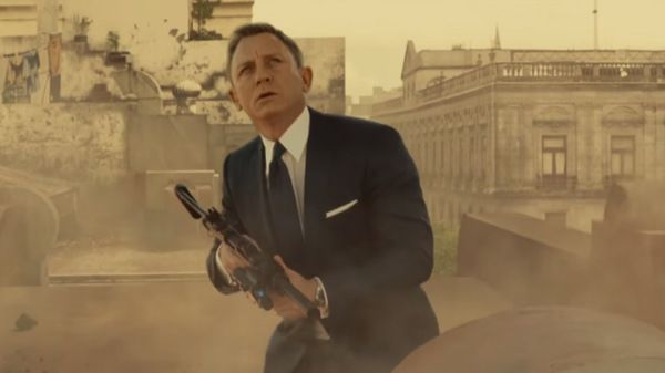 Vídeo del último tráiler oficial de Spectre la película de James Bond