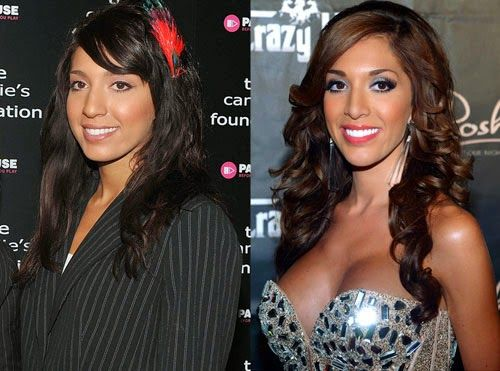 """Farrah Abraham was famous when she was just 16 years old by """"Teen Mom"""" TV series. And then, she has made many viewers shocked when having pregnant and become a single mother at this age"""