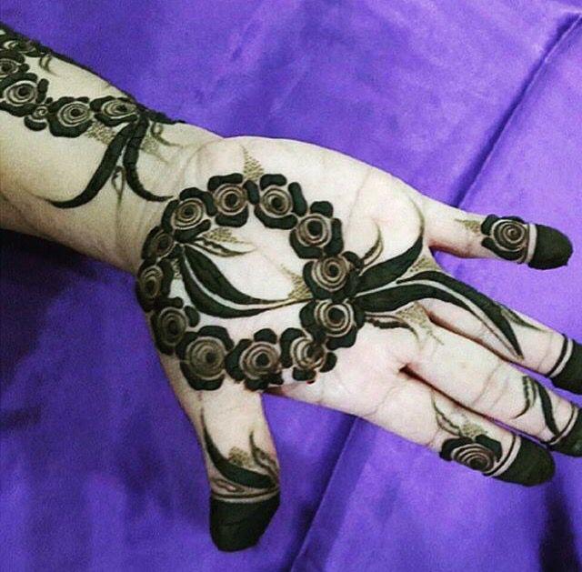 henna artist? …