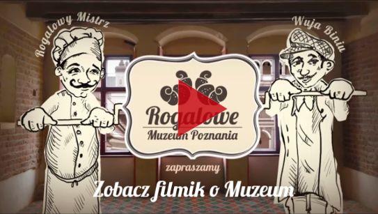 Rogalowe Muzeum Poznania Zapraszamy na pokazy o tajemnicach i wypieku Rogali Świętomarcińskich wraz z elementami gwary i historii Poznania. W pięknej renesansowej kamienicy z widokiem na Ratusz i koziołki. NA ŻYWO i z degustacją w cenie!