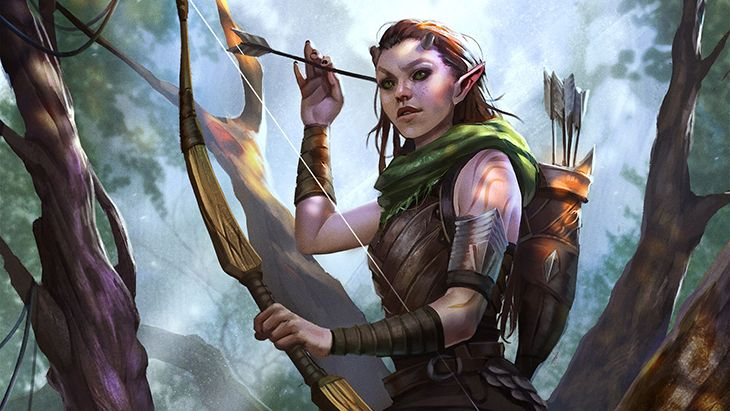 Bosmer (Wood Elf)