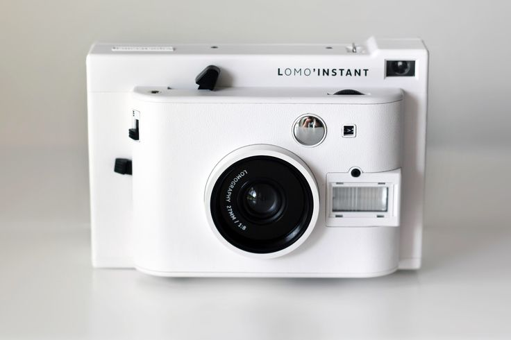 Lomo'Instant + Instant Photography