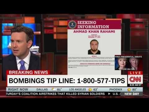 "White House Spokesman Josh Earnest on NYC/NJ terror: This war is a battle of narratives"" - YouTube"