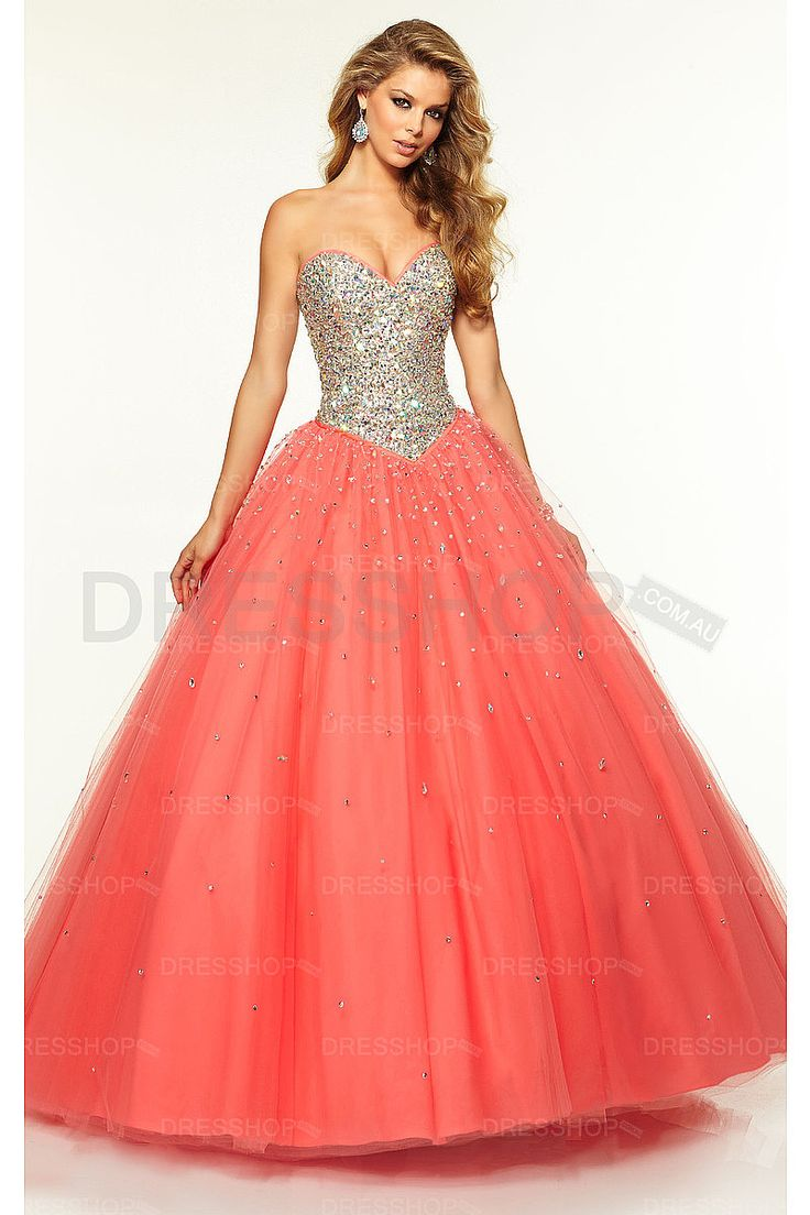 9 best images about Dream prom on Pinterest | Grad dresses ...