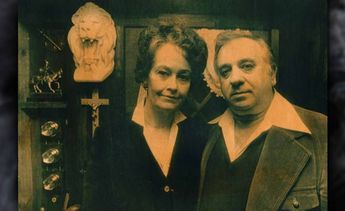 The Real Life CONJURING! A Look At Ed And Lorraine Warren's Occult Museum