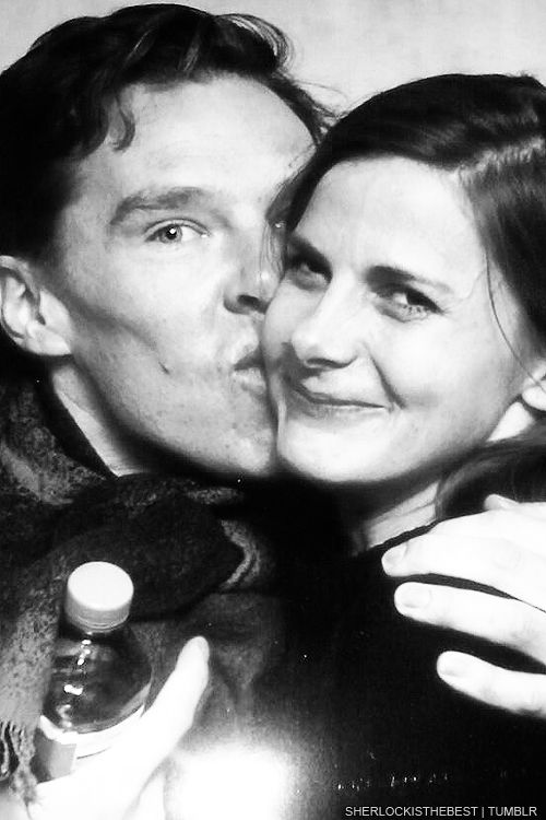 If Sherlock and Molly can't get married, Ben and Loo should. /// I SHIP THEM (not their characters) SO HARD