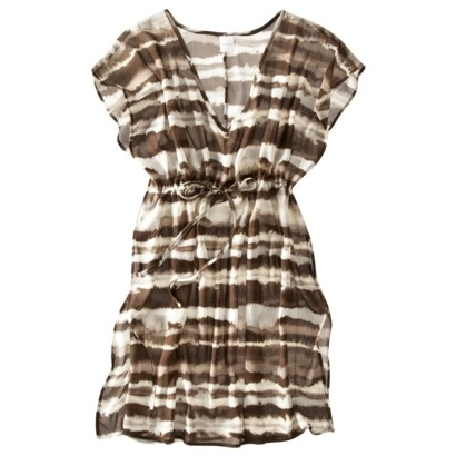Merona® Womens Georgete Swim Cover Up Dress $19.99