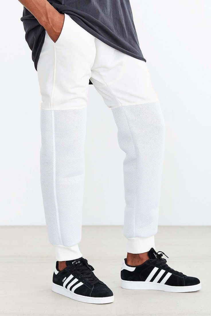 Standard Issue Mesh Jogger Pant