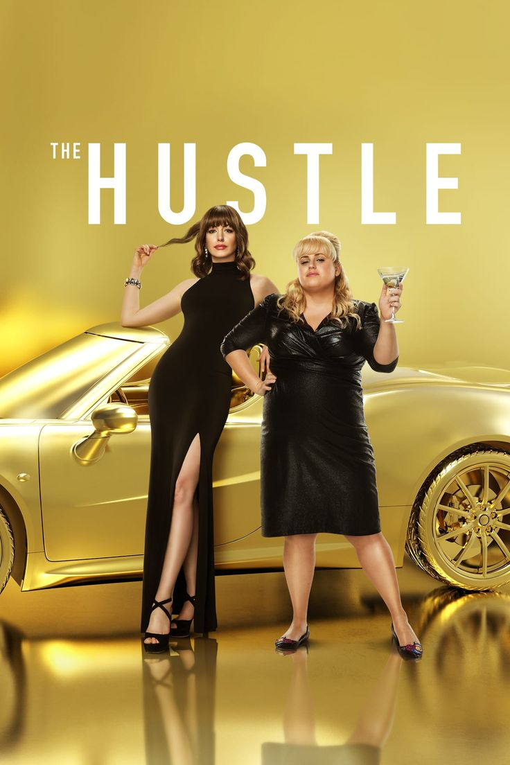 [*Online] The Hustle ♠ Pelicula Gratis español 2019 (2019) THE HUSTLE Ful