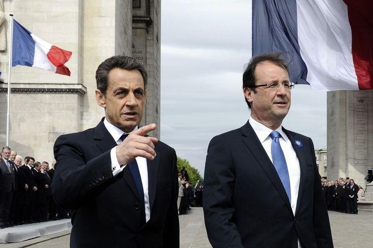Nicolas Sarkozy mis en examen pour avoir laissé gagner Hollande en 2012