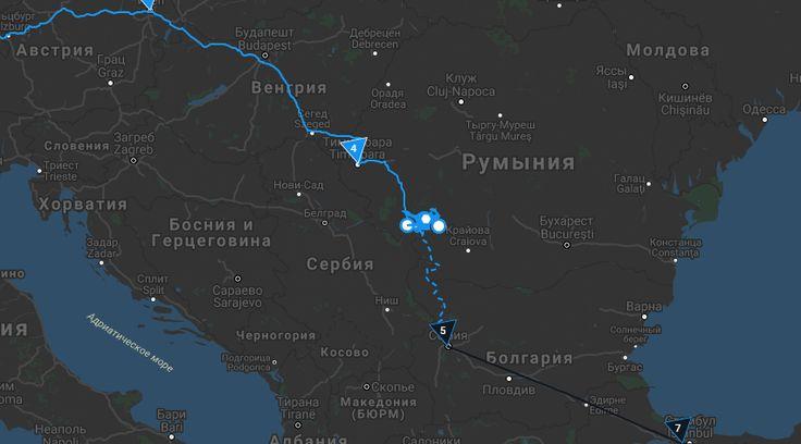 Студенты Технического университета Эйндховена (Нидерланды) отправились вкругосветное путешествие наэлектрическом мотоцикле собственной конструкции. Они намерены объехать вокруг света за80 дней— поездку протяженностью 23 тысячи километров...