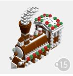 Lego building guides - holiday