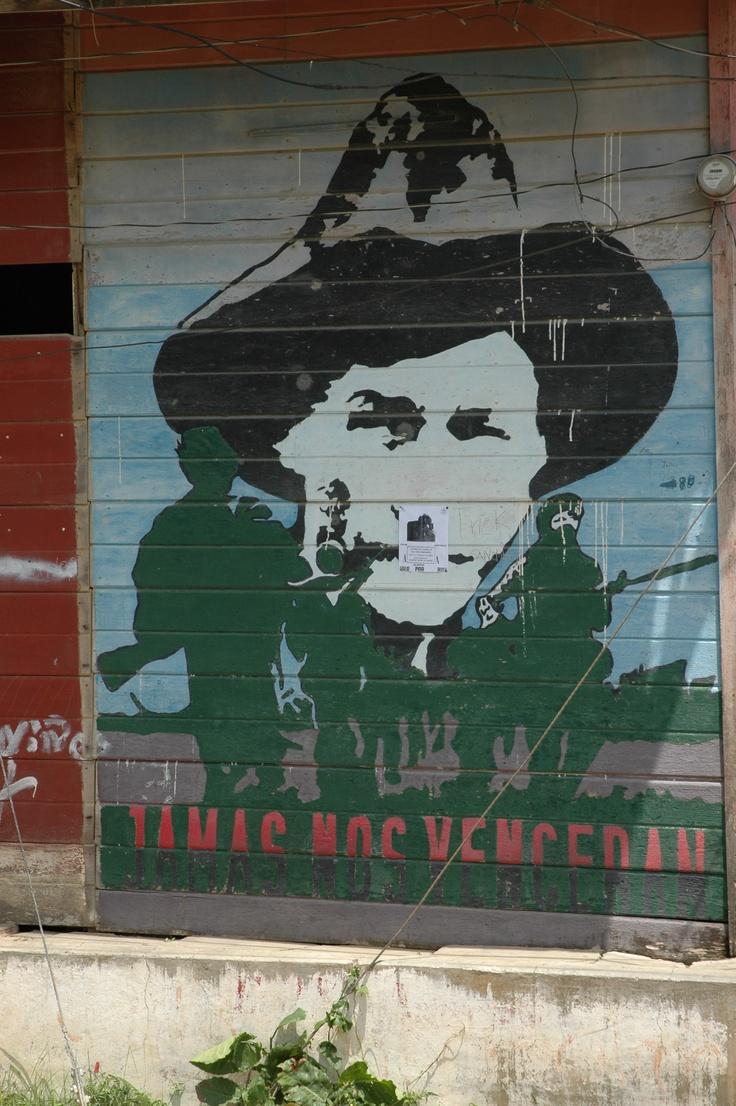 1000 images about revoluci n sandinista on pinterest for Mural nicaraguense