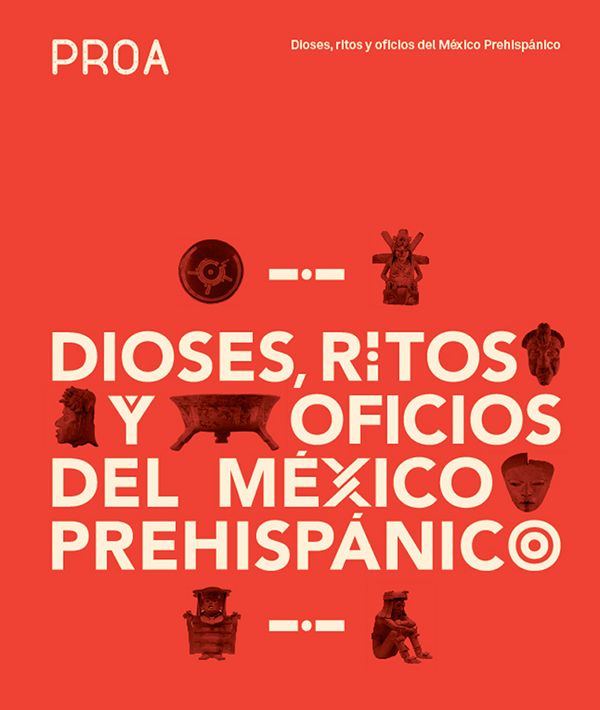 Gods rites and crafts of the prehispanic Mexico