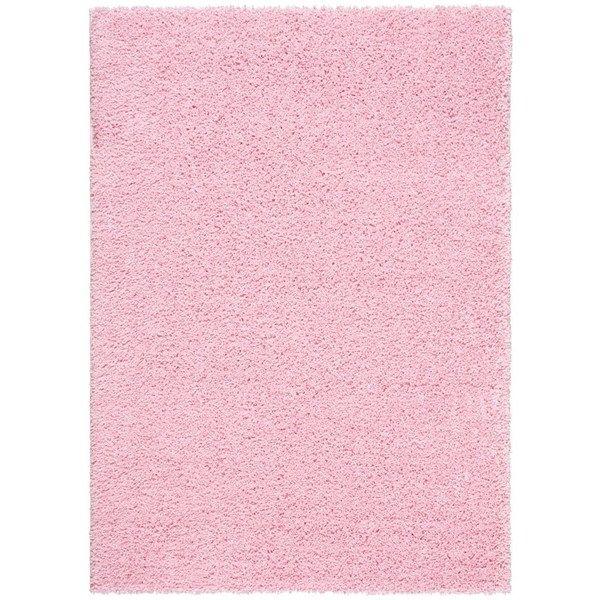 Rug Squared Woodstock Light Pink Rug (5u0027 X 7u0027) By Rug Squared