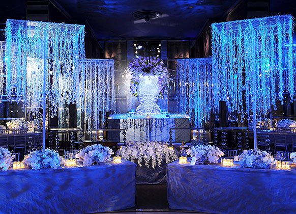 Winter Wonderland II: Final Design   Inspirations.  Inspirations.prestonbailey.com