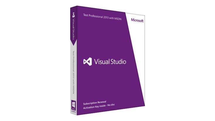 Microsoft Visual Studio Giveaway