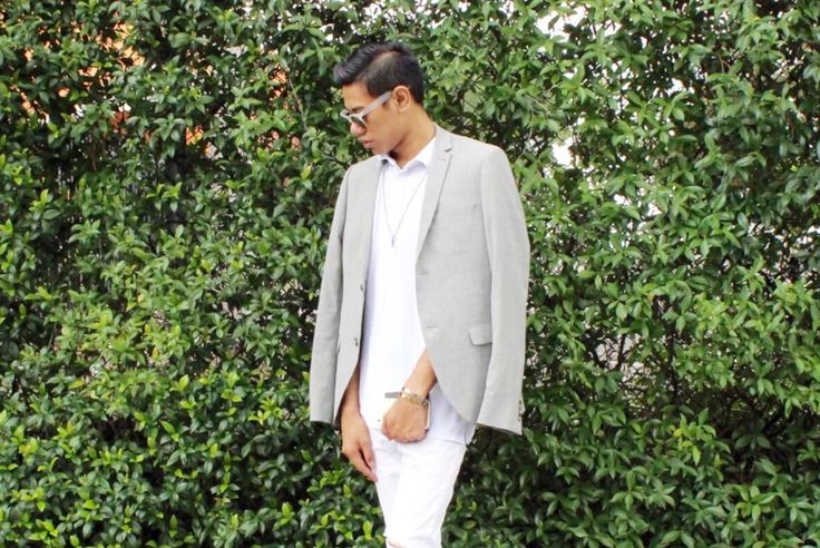 2 Shades of Grey | ARCHIE'S JOURNAL by Michael Ngariki  -  #ArchiesJournal #MichaelNgariki #OOTD #MensFashion