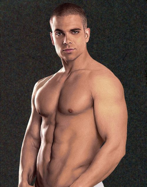 Mark Salling - Puckerman on Glee