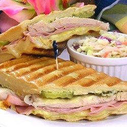 Classic Cuban Midnight (Medianoche) Sandwich - Allrecipes.com