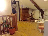 mezzanine à l'étage