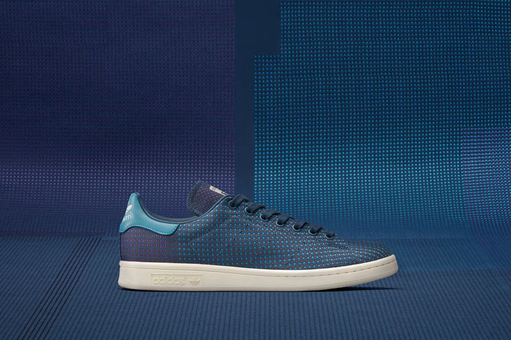 Inspired by the city of Copenhagen, Kvadrat teams up with adidas Originals to create a truly special edition take on the iconic Stan Smith silhouette