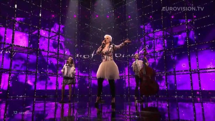 Eurovision 2014 - Elaiza - Is it right (Germany) + Serbian LYRICS (CC)