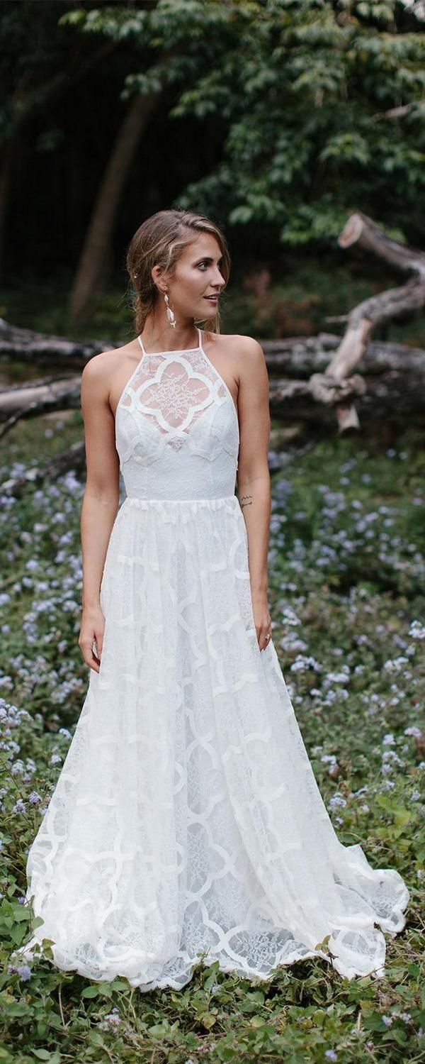 Unique wedding dress alternative wedding dress alternate wedding - Grace Loves Lace Unique Bohemian Lace Wedding Dresses