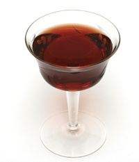 The Boulevardier confidently strides the line between a Manhattan and ...