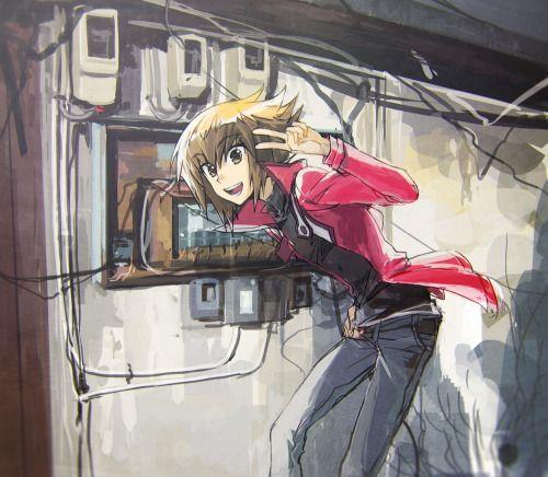 Lucifer Yugioh: 152 Best Images About Jaden Yuki/ Judai Yuki On Pinterest
