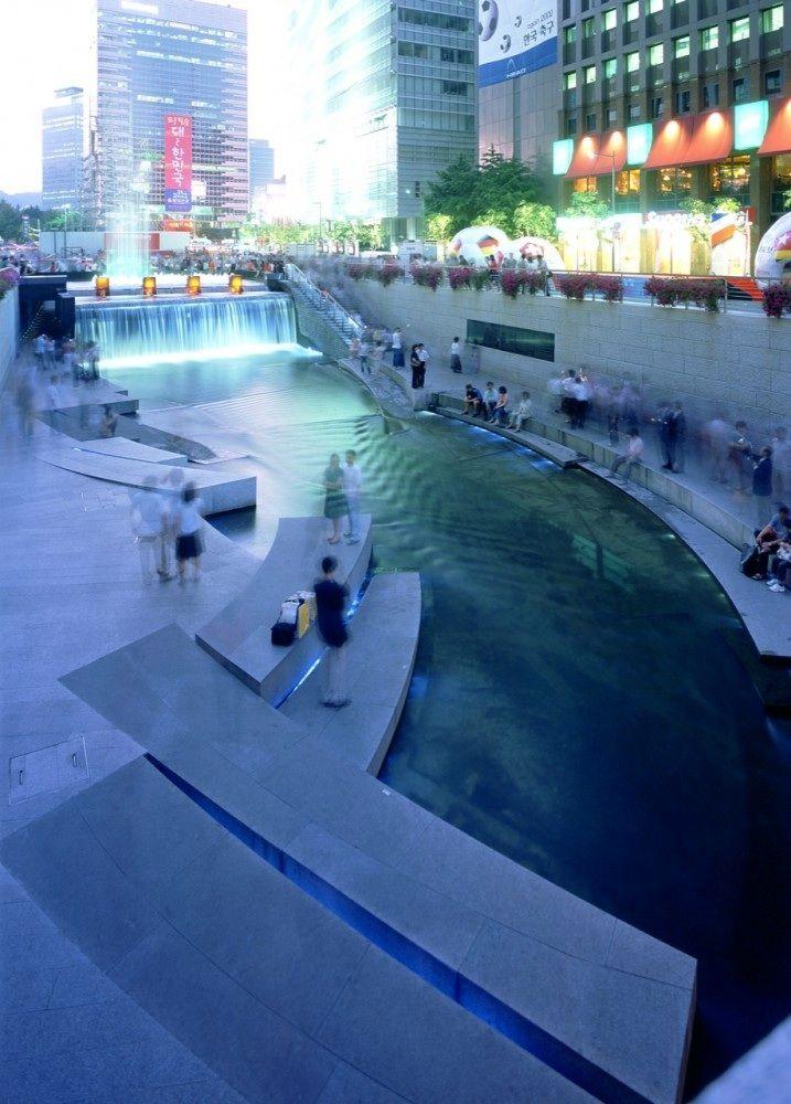 ChonGae Canal Restoration Proyect
