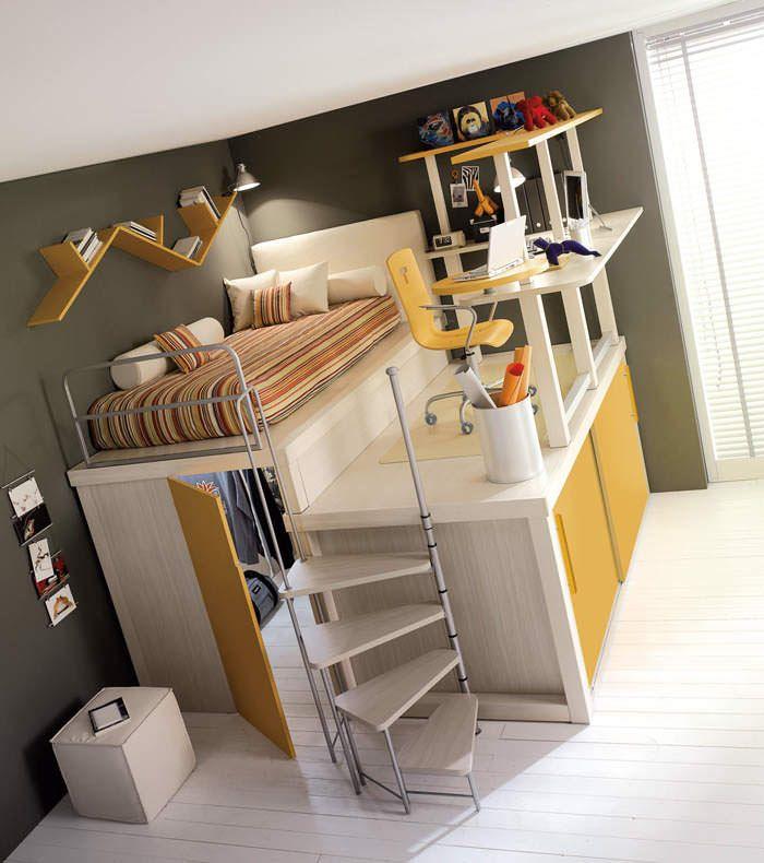 mueble juvenil de diseño