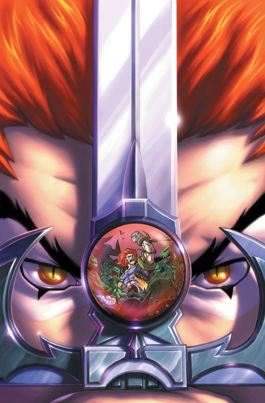 Thundercats - Joe Vriens