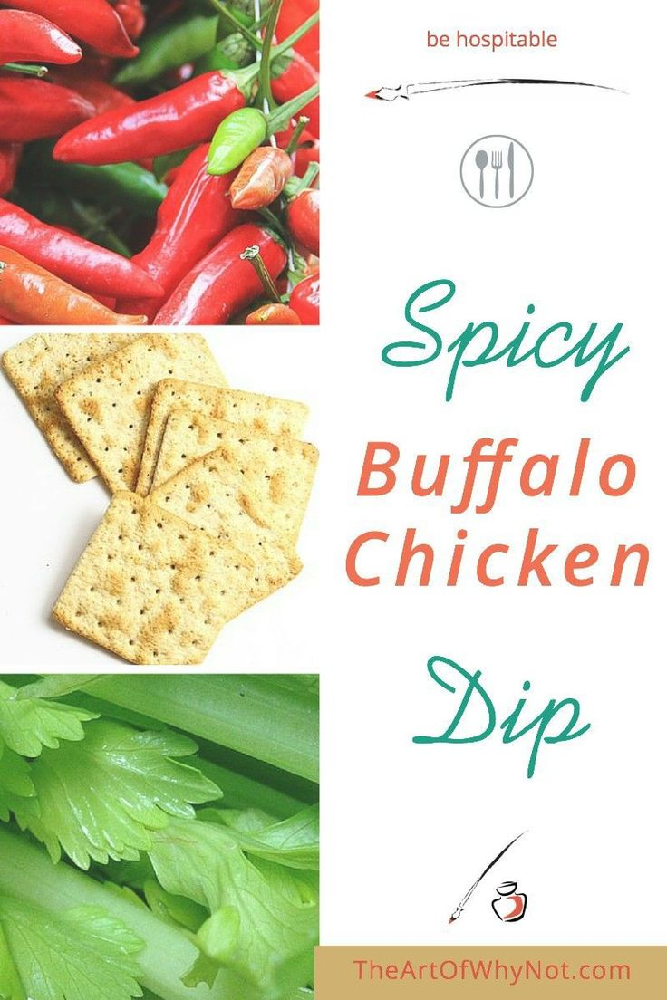 Buffalo Chicken Dip - Spice Up Your Gathering!