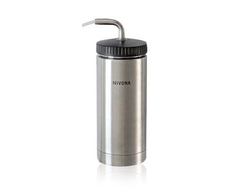 ThermoCooler, nádoba na mléko NICT500  Díky chladicí nádobě na mléko ThermoCooler zůstane mléko déle čerstvé a chladné.