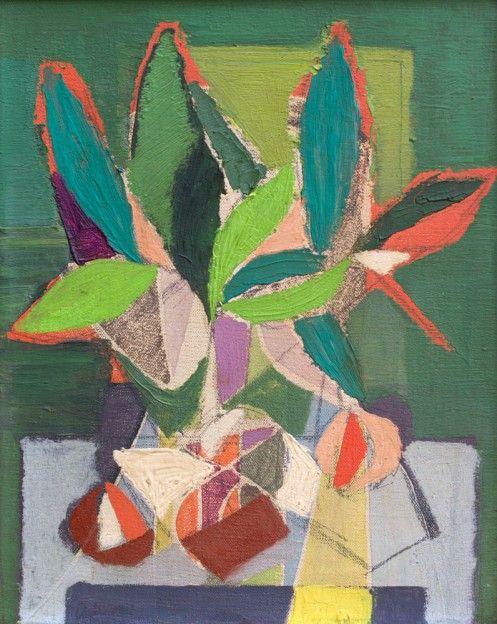 Jankel Adler - Plants