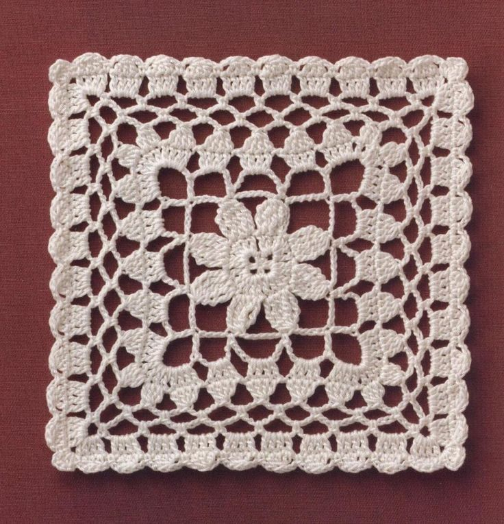 #ClippedOnIssuu from Crochet flower doily