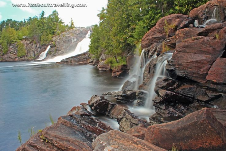 muskoka high falls bracebridge ontario
